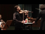 F.Kreisler (arr. E.Freitag) Tambourin Chinoise R.IslyamovBelarusian State chamber orchestra.