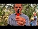 Стрельба фонариками из дробовика на выживание | Разрушительное ранчо | Перевод Zёбры