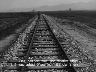 the night it rained (kamran shirdel, 1967)