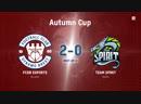 FCDB vs Team Spirit Autumn Cup TakeMeHappy
