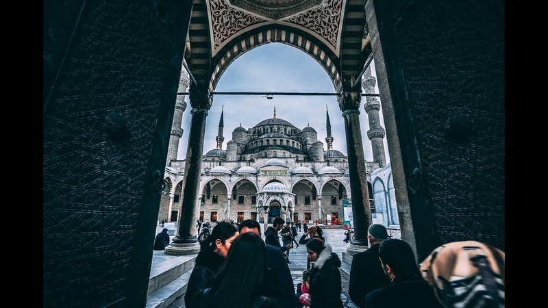 Istanbul Cinematic Travel Film | A7sII Footage