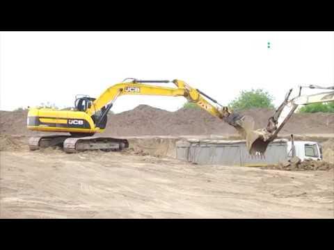 Будівництво спорткомплексу у Рівному: що зроблено за місяць