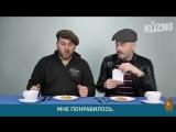 [Итальянцы by Kuzno Productions] Итальянцы пробуют студенческую еду из России