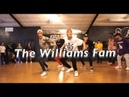 Dopebwoy - Cartier ft. Chivv 3robi | Chapkis Dance | The Williams Fam