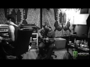 Papa Roach in the studio. This music is our medication!