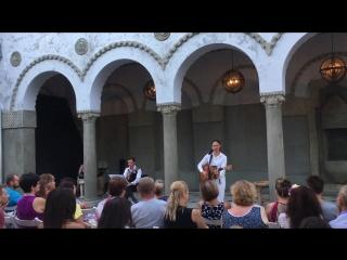 Вечер Испанской музыки на летней террасе Дачи «Виктория» с Demi de Oro 🧡