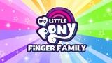 My Little Pony Finger Family Songs MLP Finger Family Kids Songs