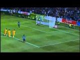 Increible Ronaldinho Falla Penal En Su Debut | Queretaro vs Tigres 0-1 Copa MX 2014