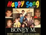 Boney M &amp Baby's Gang - Happy Song (1983) KsN Remix