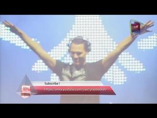 DJ Tiesto - Live @ Territory of Love, Moldova (03.04.09)