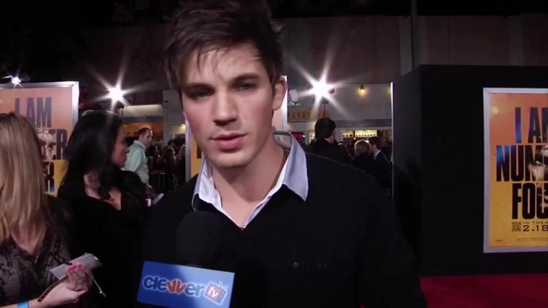 Matt Lanter Interview I Am Number Four Movie Premiere