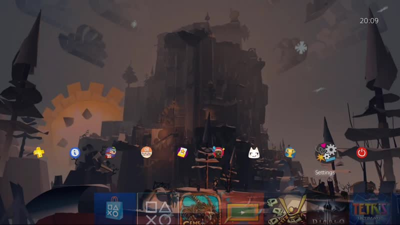Tearaway Unfolded: Gopher Show
