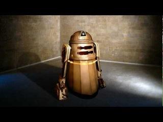 R2-Dalek2 - A Dalek Transforming into R2-D2
