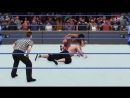 Alicia Fox vs John Cena Mixed Match Challenge
