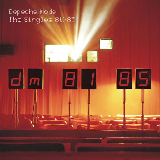Depeche Mode альбом The Singles 81-85