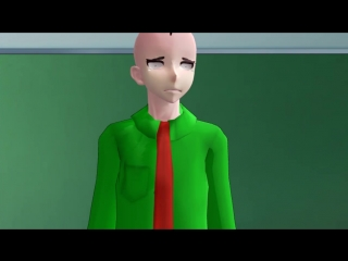 [MMD] One of Maths Lesson with Baldi. =D
