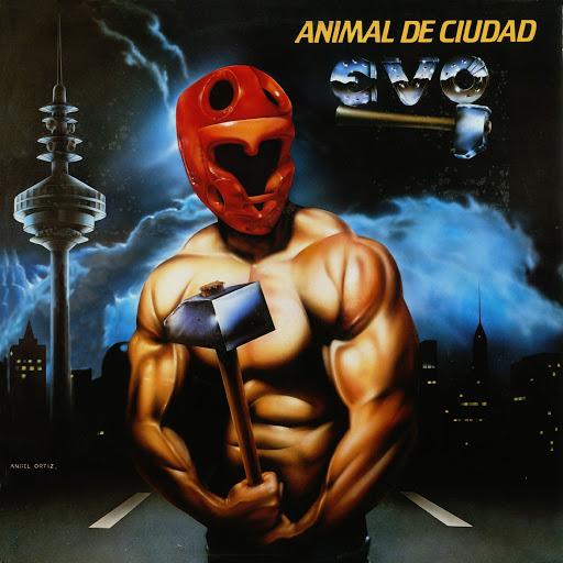 EVO альбом Animal de ciudad