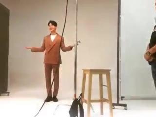 Minho Korea Sale Festa Photoshoot