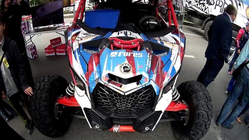 Fores snag racing maverick x3