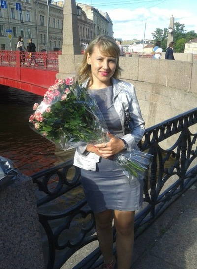Веталина Носенко, 16 октября 1985, Санкт-Петербург, id80824466