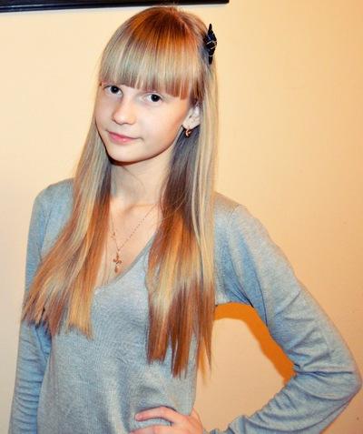 Анастасия Кабышева, 11 декабря , Новосибирск, id137186646