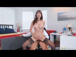 Lexi Luna  порно, секс, чулки, каблуки, большие сиськи, длинные ноги, секретарша, секретутка Big Tits, Brunette, porn 2018]