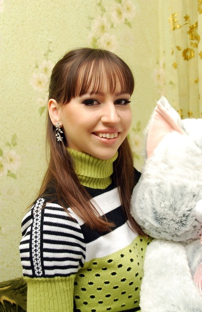 Катерина Диценко, 13 октября 1991, Николаев, id141217285