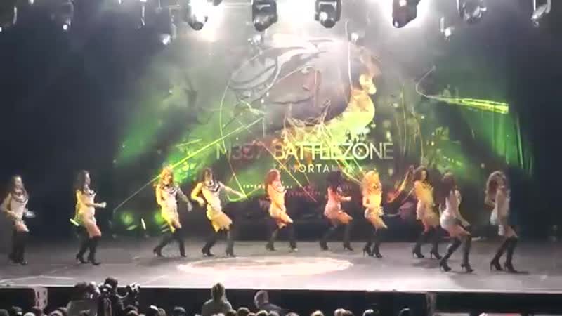 Choreographer Svetlana Sysoeva Model 357 Battlezone 2012