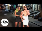 Nikki and Naomi shut down the gritty streets of NYC for a glamorous photo shoot!