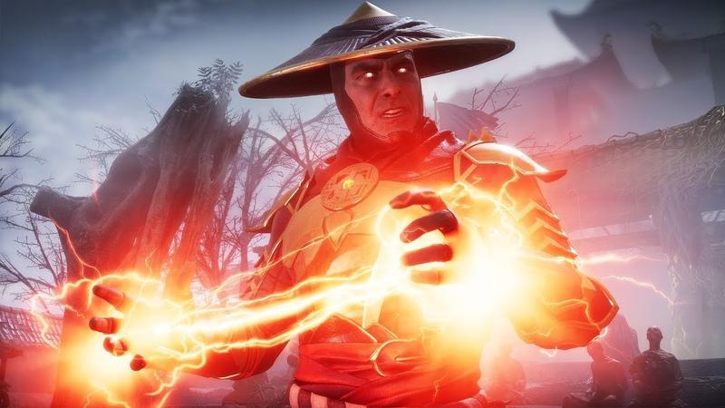 Mortal Kombat 11 GET OVER HERE — Трейлер игры (2019)