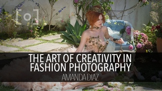 RGG EDU Presents The Art Of Creativity In Fashion Photography | Model Preview
