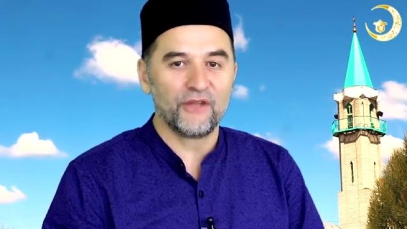 Совершай зикр, помни об Аллахе. Илдус Хазрат Фаиз. Ислам