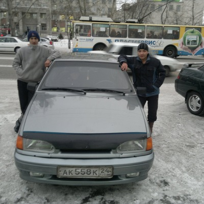 Хуршид Саттиев, 14 декабря 1987, Новосибирск, id194578421