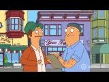 Bobs Burgers Бургеры Боба Закусочная Боба - 1 сезон 3 серия 2х2