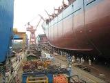 Launching ``Wilhelm Busch´´  Container Ship 1700 TEU