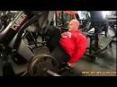 IFBB Pro Ben Pakulski training legs at the East Coast Mecca Bev Francis Powerhouse Gym