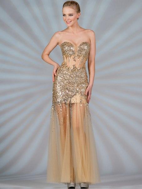 Красивые вечерние платья купить интернете