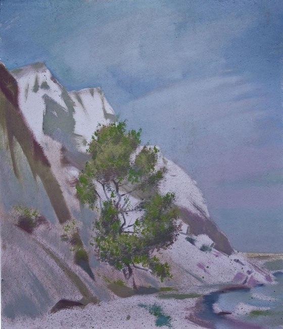 Волжский берег