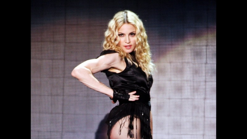 Madonna - Beat Goes On [Sticky Sweet Tour] HD