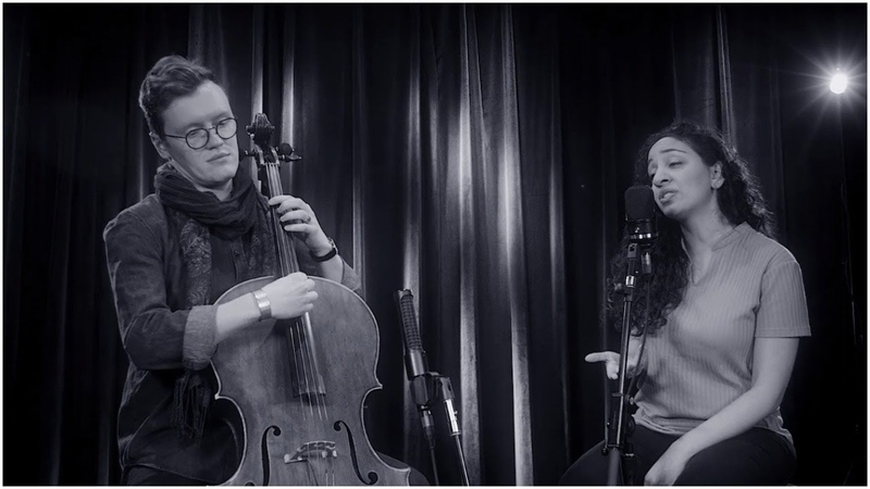 Dalia The Big Violin - Why Try To Change Me Now (Live at Berklee)