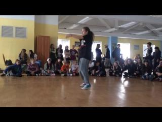 GROOVY TOWN/Hip-hop Preselection / Kotovski ( FF )