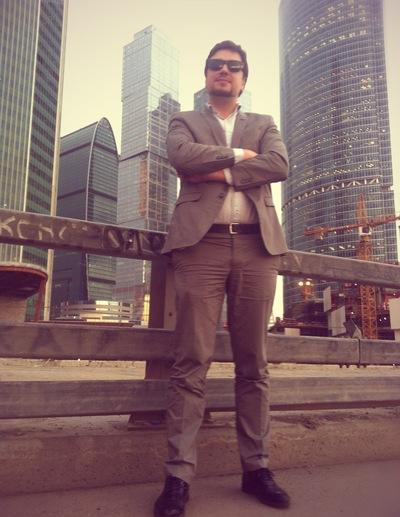 Василий Воронцов, 17 июня 1987, Москва, id3413834