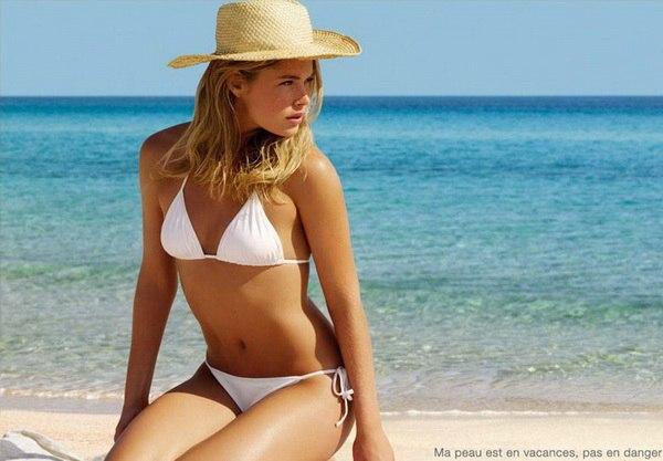 фотки на пляже девушек