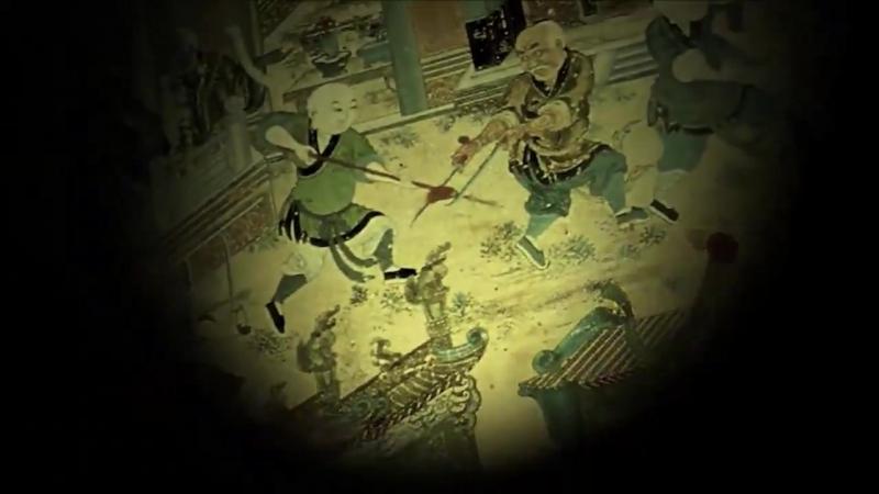 Ушу Воинское Искусство из Китая