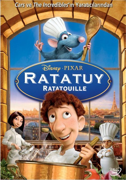 Рататуй (2007) ???? Оскар