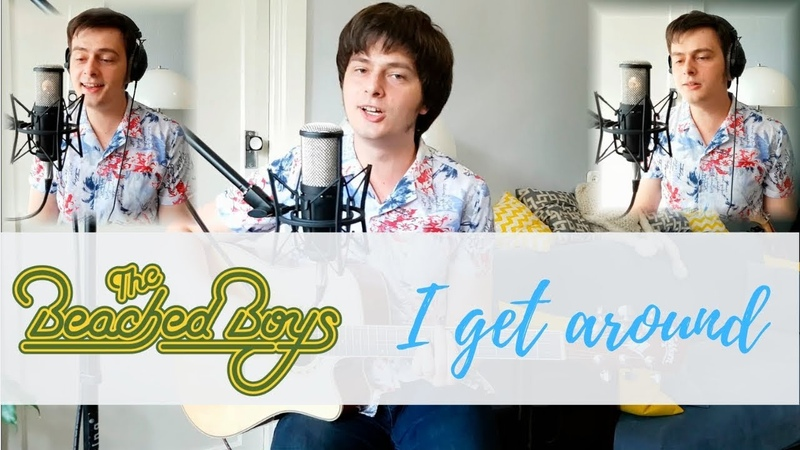 The Beach Boys - I Get Around (Bakinowski cover)
