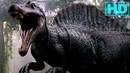 Jurassic Park 3 T-Rex vs Spinosaurus Adaya Giriş HD