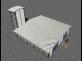 KARDEX Shuttle® XP |www.kiit.ru| пример установки высотного лифтового склада