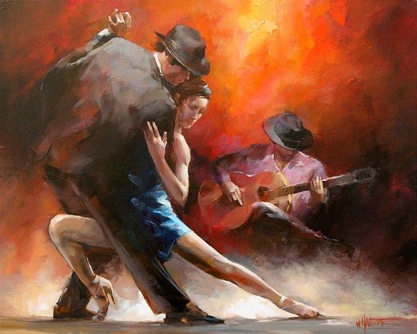 Стена | ВКонтакте... танго.