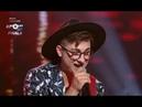Vlad Musta cântă piesa Hot Blood, în finala The Four - Cei 4!